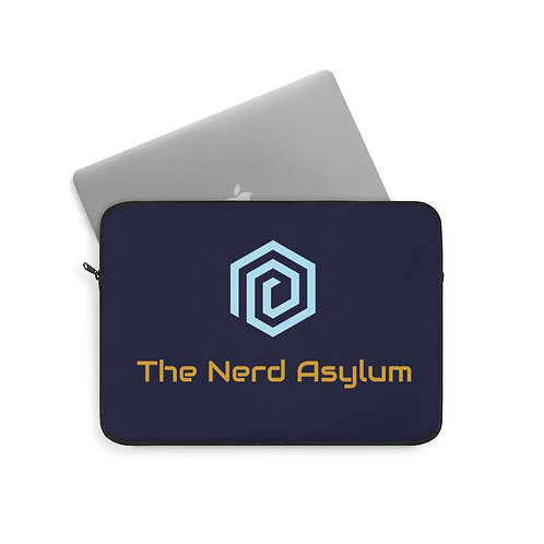 Nerd Asylum Laptop Sleeve