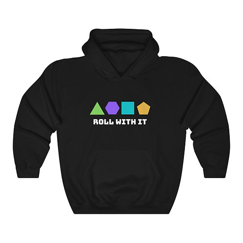 Roll With It Heavy Blend™ Hooded Sweatshirt