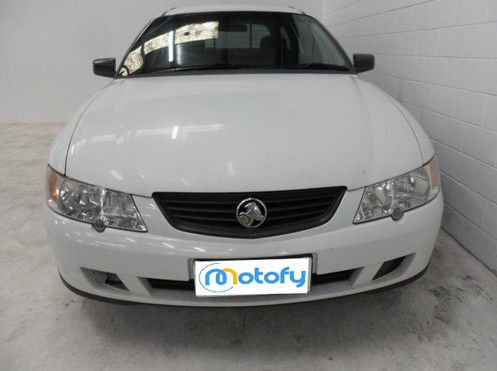 2004 Holden VY Commodore Wagon