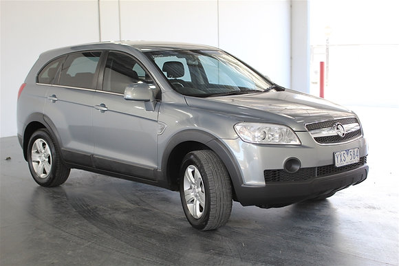 2009 Holden Captiva 7 Seater