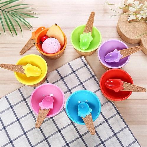 Ice Cream Dessert Set of 6