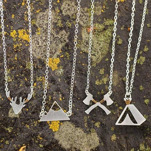 Mini Forrest Necklace