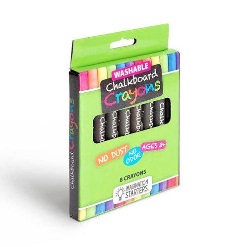 Chalkboard Crayons - Set of 8