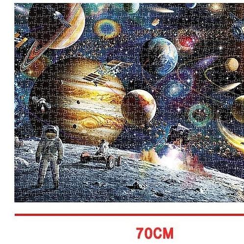 1000 pc Space Puzzle