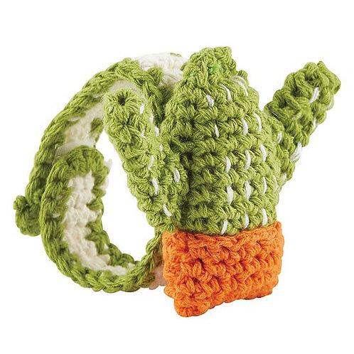 Rattle Crochet Wristlet