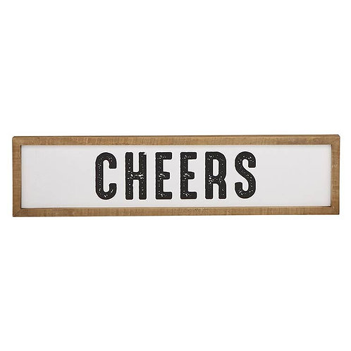 Cheers Wood Frame