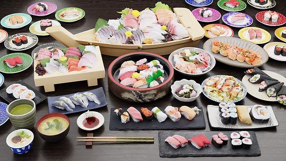 寿司3D無料モデルデータ素材.jpg