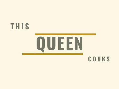 This Queen Cooks