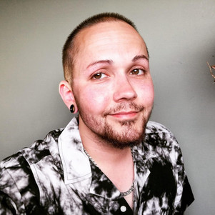 Seb - Volunteer and Trans Ambassador for the LGBT+ Sport Fringe Festival