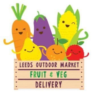 Leeds Outdoor Market Fruit and Veg