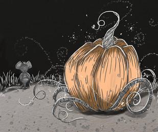 Pumpkin for a Princess