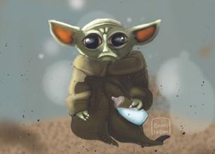 Yoda Baby