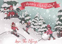 Lisa Estey Christmas
