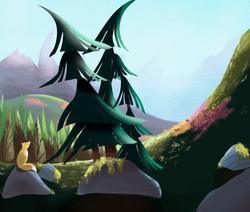 mountains fox 2
