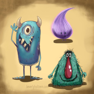 Myriad of Monsters