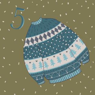Advent 5 Winter Sweater