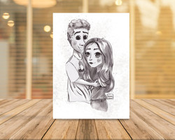 Couples Sketch