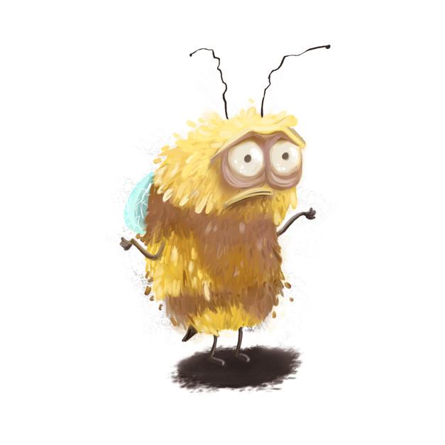 Bummed Bee