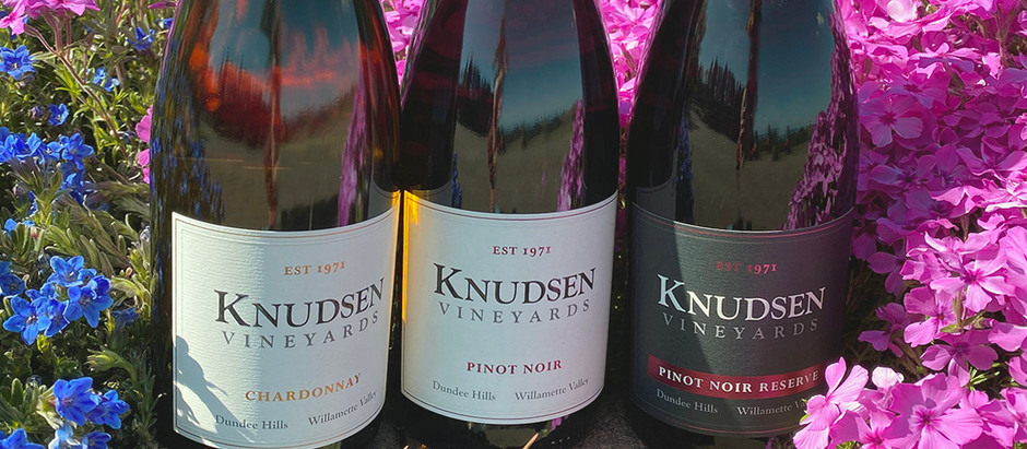 S. 2 Ep. 5: Page Knudsen and 50 years of Viticulture, Honoring Diversity & Launching Knudsen Label