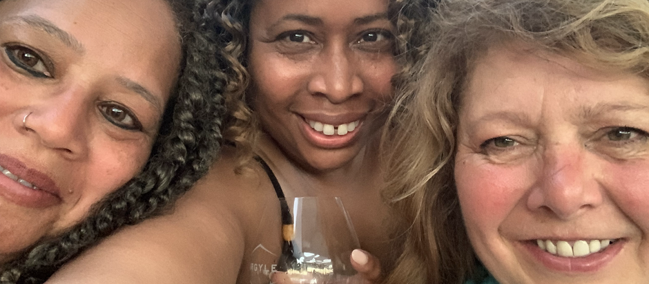 S.2 Ep 11 -Donna Stoney: Trailblazing Winemaker, Serial Entrepreneur & Sister Friend