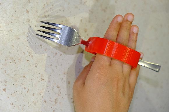 3 Parmak Kullanımlı Kavrama Aparatı