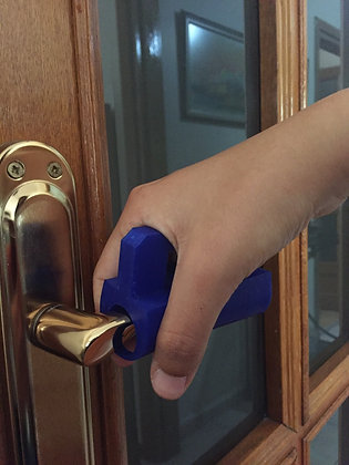 Kapı Açma Aparatı