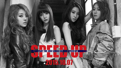 "Melody Day | ""Speed Up"" (2015)"