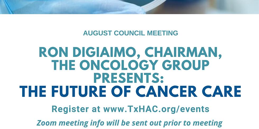 General Membership Meeting - Future of Cancer Care