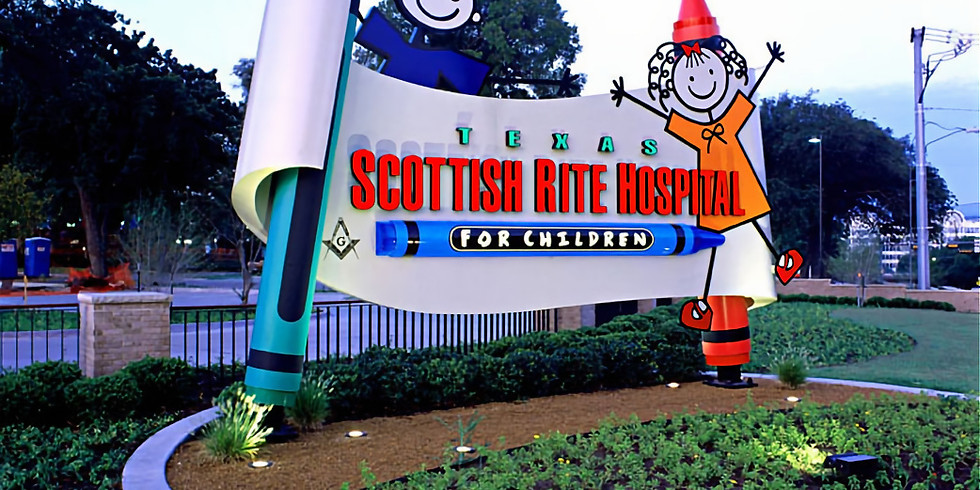 Happy Hour with a Twist Supporting Scottish Rite Hospital