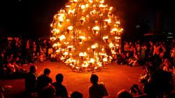 INSTALLATION DE FEU (FIRE GARDEN)