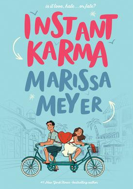 """""""Instant Karma,""""  Reviewed by Amber Glastetter"""
