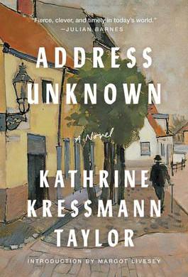 """""""Address Unknown""""   Reviewed by Joan Kletzker"""
