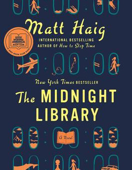 """""""The Midnight Library,"""" 