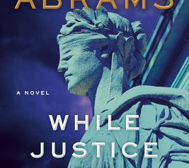 """""""While Justice Sleeps,""""   Reviewed by Pat Sainz"""