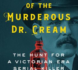 """""""The Case of the Murderous Dr. Cream"""" Reviewed by Jennifer Johnson"""