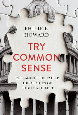 """Try Common Sense"" Reviewed by Bill Schwab"
