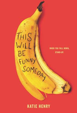 """""""This Will Be Funny Someday,""""   Reviewed by Amber Glastetter, Washington Middle School"""