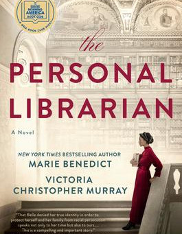 """""""The Personal Librarian"""" 
