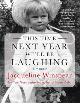 """""""This Time Next Year We'll Be Laughing"""" 