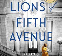 """The Lions of Fifth Avenue"" 