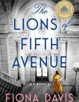 """""""The Lions of Fifth Avenue"""" 