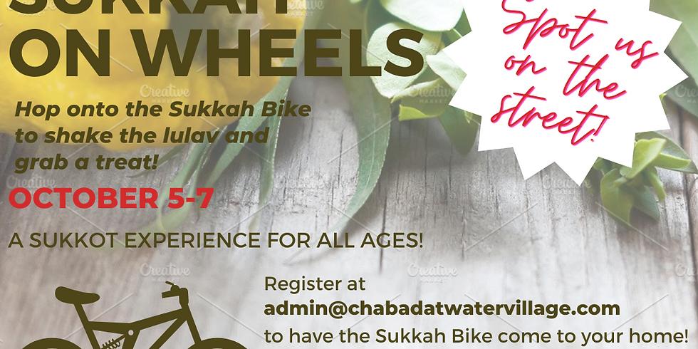 Sukkah on Wheels