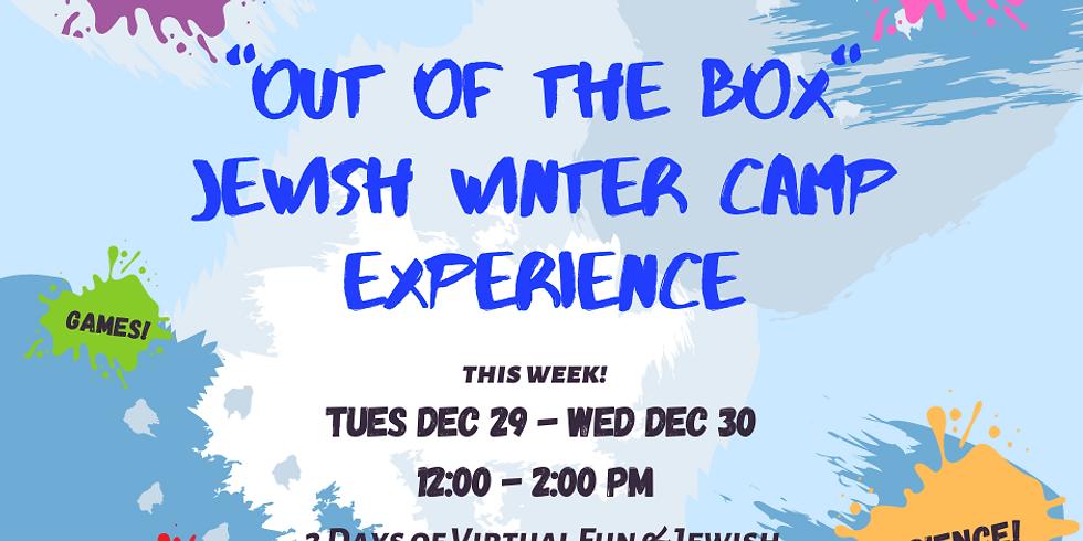 Jewish Winter Camp Experience