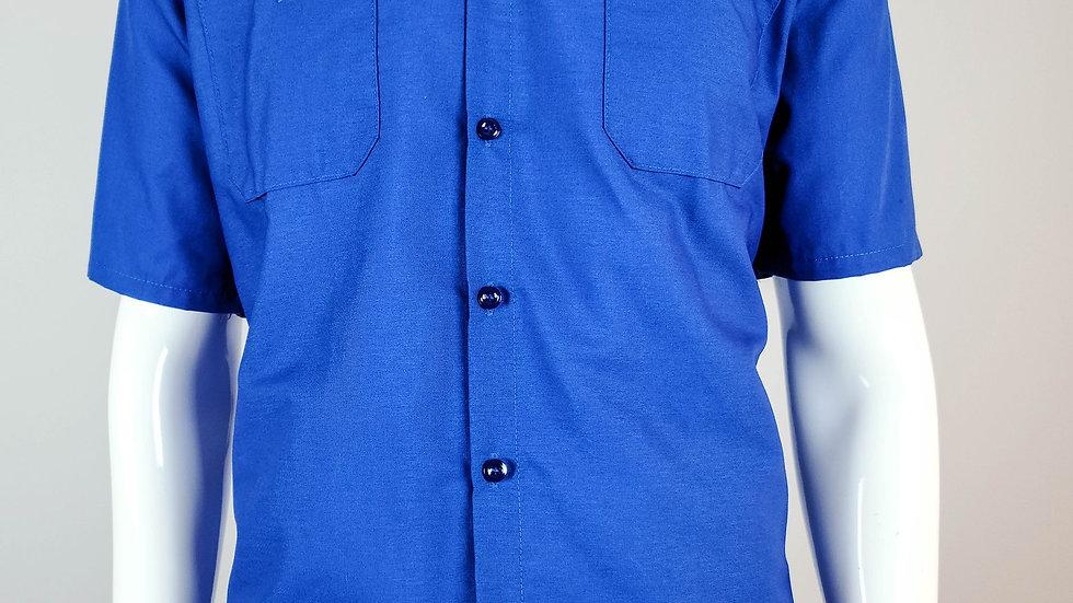 Bent Crew Shirt (Blue)