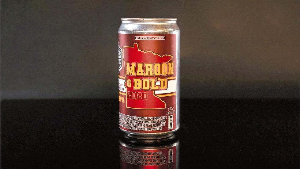 Maroon & Bold 2020 (Crowler)