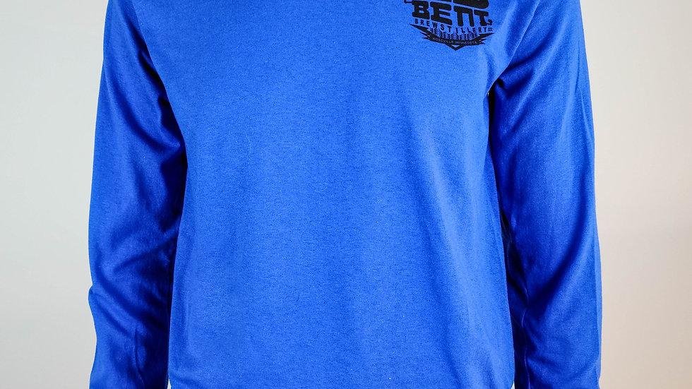 Bent Logo Long Sleeve T-Shirt