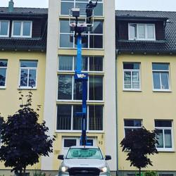 Fassanden Reinigung / EMS Reinigungsserv