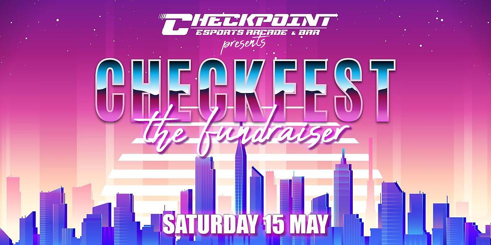 Checkfest: The Fundraiser