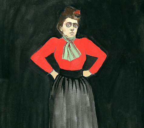 Emma Goldman Print
