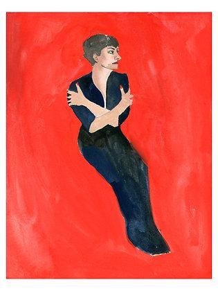 Dorothy Parker Print